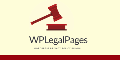 WPLegalPages - WordPress Privacy Policy Plugin