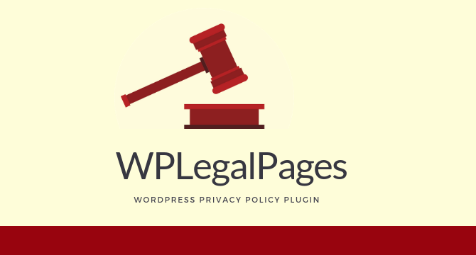 WPLegalPages -Best WordPress P...