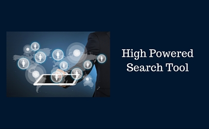 High Powered Search Tool