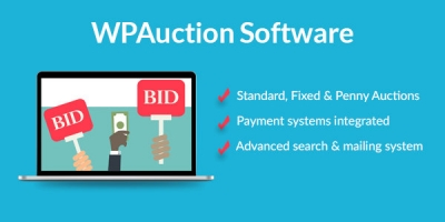 WordPress Auction Plugin