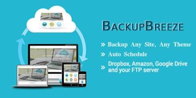 WordPress Site Backup Plugin