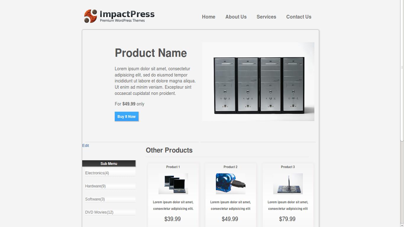 impact page builder wordpress page builder plugin