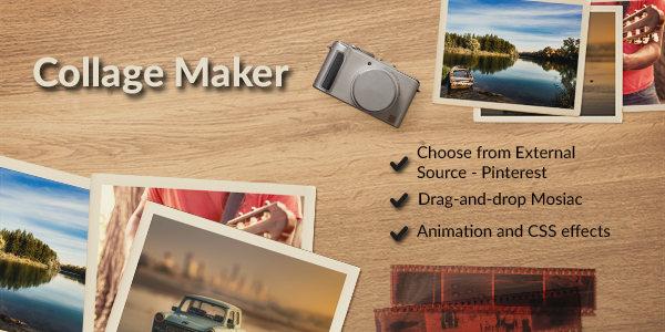 Collage Maker - WordPress collage plugin