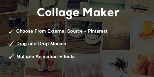 Responsive Photo Collage Plugin For WordPress - Collage Maker