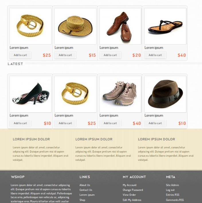Online-ShopWordPress-Theme