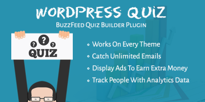Wordpress Quiz – BuzzFeed Quiz Builder Plugin