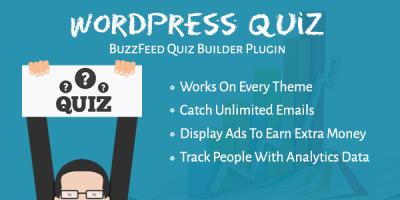 Wordpress Quiz – BuzzFeed Quiz Builder Plugin