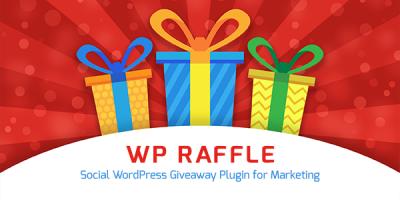 Raffle wordpress giveaway plugin