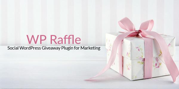 WPRaffle - WordPress Giveaway plugin