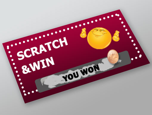 Scratch Card Sites
