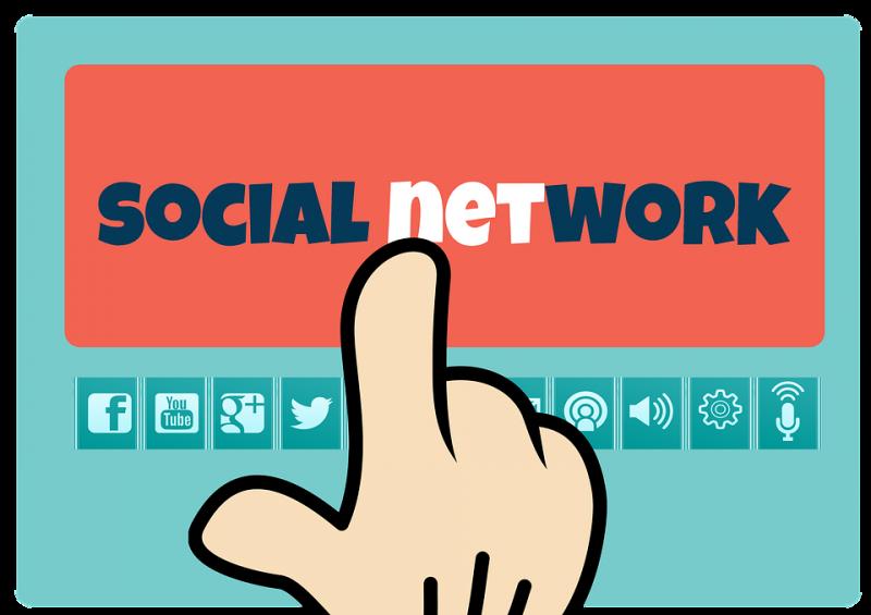 social-media profile plus
