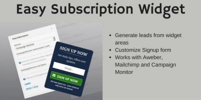 easy-subscription-widget
