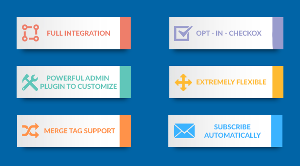 campaign monitor Newsletter plugin product page