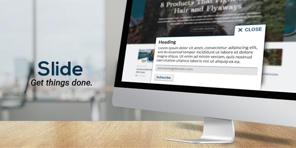 Slide WordPress Plugin