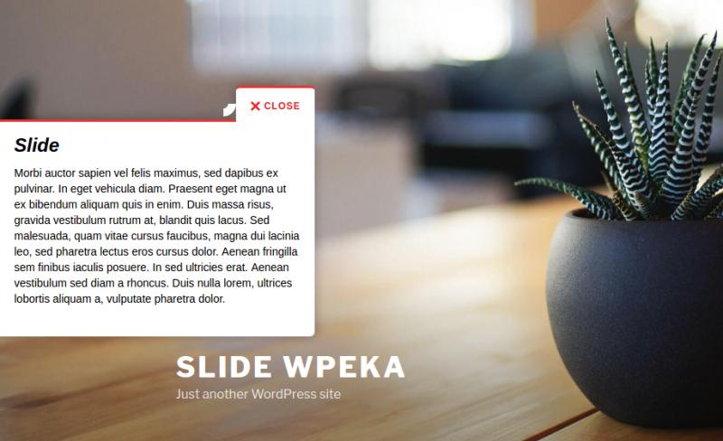 slide WordPress plugin image