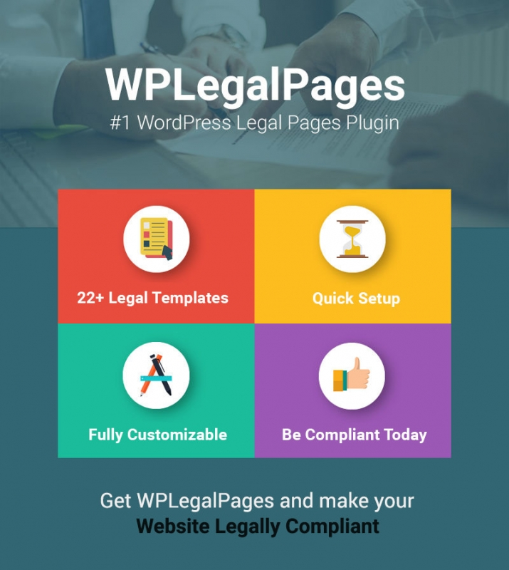 WordPress Privacy Policy Generator