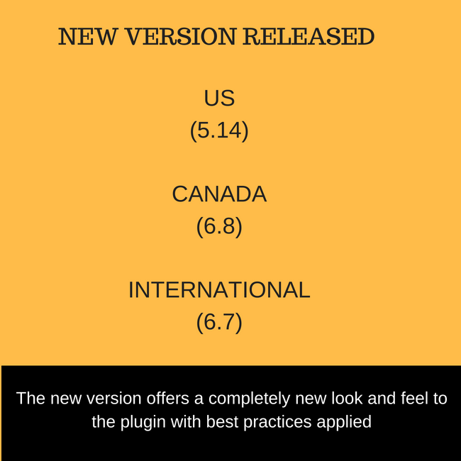 NEW VERSIONS RELEASED!!