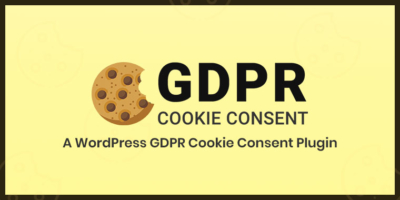 GDPR Cookie Consent WordPress Plugin